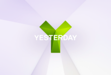 Yesterday Channel Rebrand